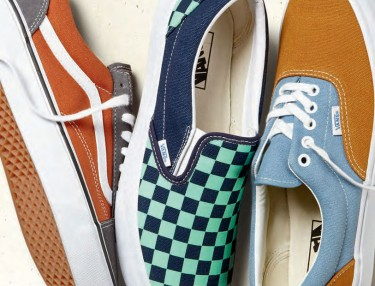 Vans Classics Spring 2014 Golden Coast Collection
