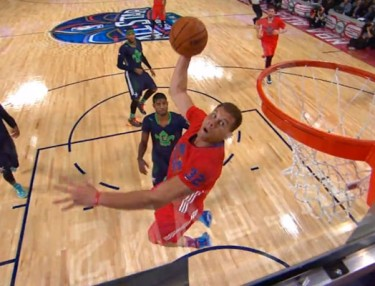 Blake Griffin's All-Star Game Dunkfest