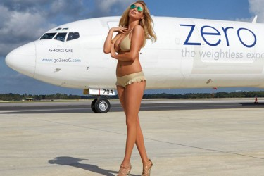 Sports Illustrated's 2014 Swimsuit Issue - Zero Gravity