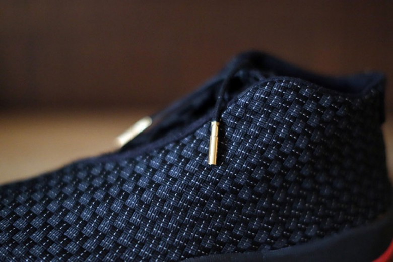 Air Jordan Future Black Gold