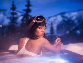 Rihanna Parties In Aspen For Birthday Celebration