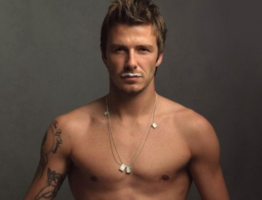 David Beckham - Got Milk?