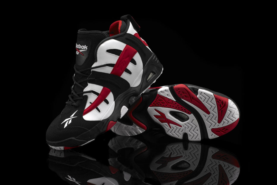 Reebok The Rail OG 'Black/Red'