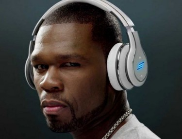 50 Cent x SMS Audio