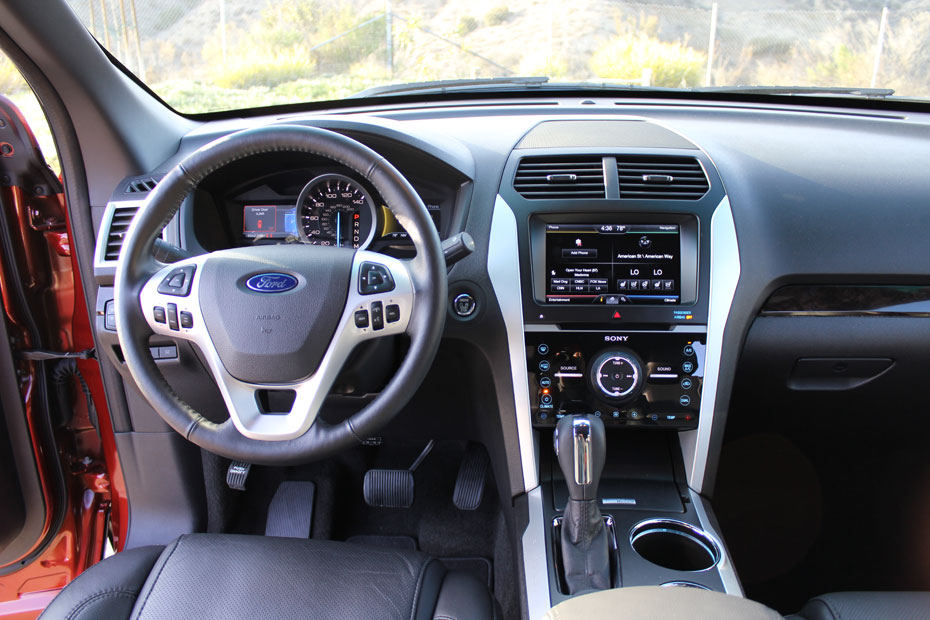 towing capacity of ford 2014 exploer autos post. Black Bedroom Furniture Sets. Home Design Ideas