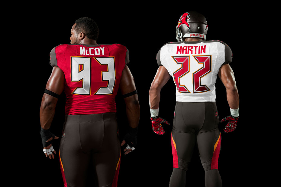Nike, Tampa Bay Buccaneers Unveil 2014 Uniforms
