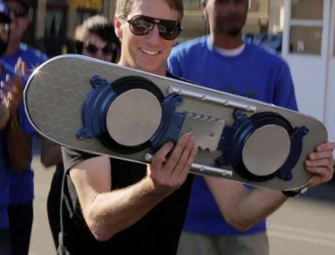 Hoverboards Finally Become A Reality?