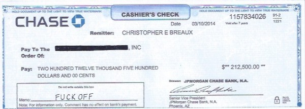 Frank Ocean cuts check for Chipotle