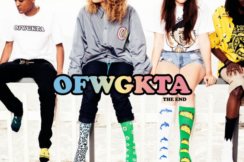 Odd Future Spring/Summer 2014 collection