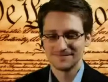NSA whistleblower Edward Snowden speaks at SXSW