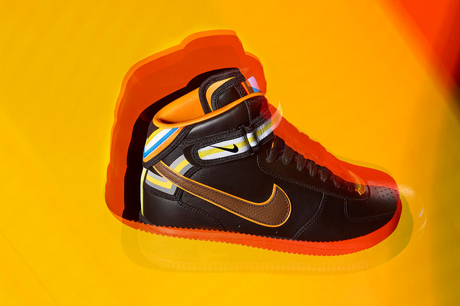 Nike x Riccardo Tisci - R.T. Air Force 1 Collection