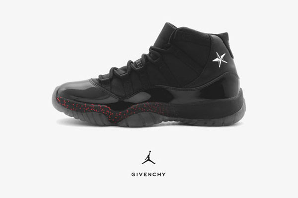 Air Jordans Re-Imagined As High-End Collaborations by Dead Dilly