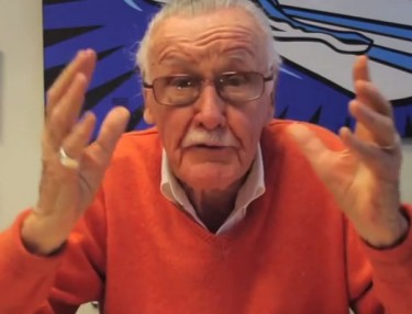 Stan Lee: Be Ready For Free Comic Book Day