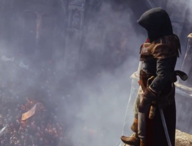 Assassin's Creed Unity (Sneak Peek Trailer)