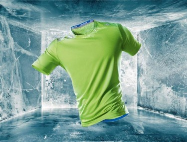 Adidas Climachill Apparel Technology