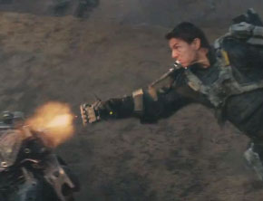 Edge Of Tomorrow (Teaser Trailer)