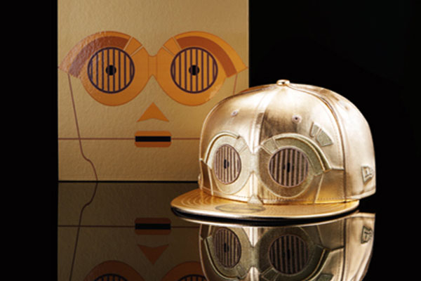 New Era x Star Wars 2014 59FIFTY Cap Collection