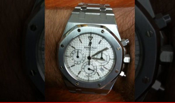 Rick Ross buys Audemars Piguet watches for team.