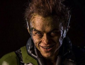 Dane DeHaan as the Green Goblin