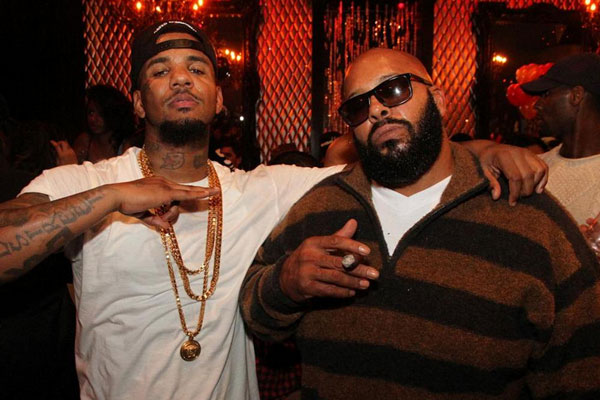 Game and Suge Knight