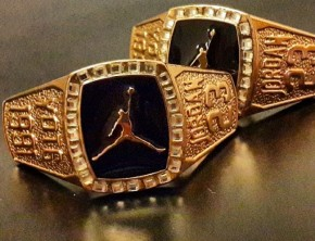 Air Jordan 6 Ring Lace Locks