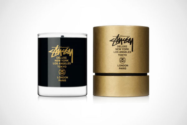 Stussy Deluxe x Baxter of California Spring 2014 Candle