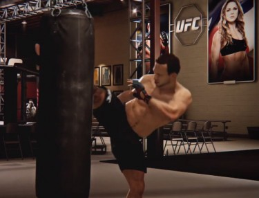 EA Sports UFC: The Ultimate Fighter Career Mode (Trailer)