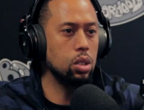Comedian Affion Crockett Impersonates Russell Simmons, 2 Chainz