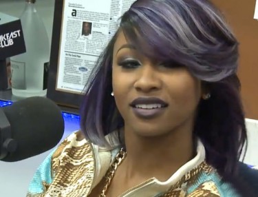 Diamond Says Her, Soulja Boy Broke Up; Not Cool With Scrappy