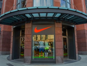 Nike Boston flagship