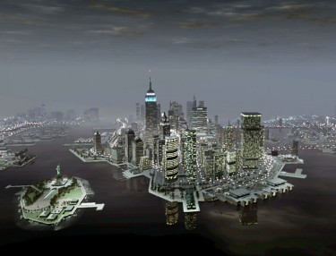 GTA - Liberty City