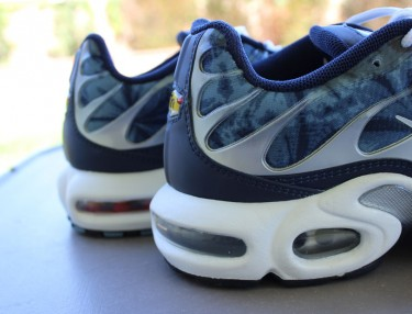 Nike Air Max Plus (Tuned 1) Navy Camo