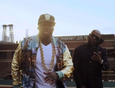 50 Cent ft. Joe - Big Rich Town (Video)
