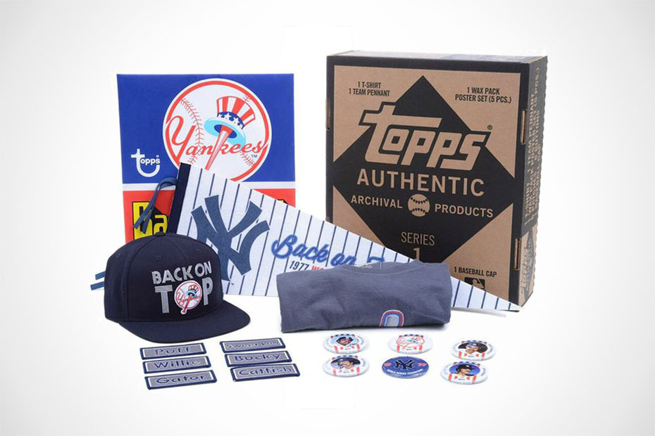 Topps Archives Collection, Series 1