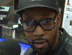 RZA Talks Wu-Tang's 20th Anniversary, Issues With Raekwon & More