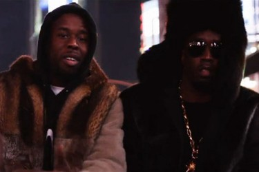 A$AP Mob ft. A$AP Twelvyy - Xscape (Video)