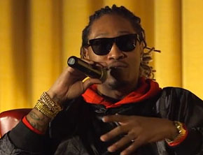 Future Talks Drake, Nicki Minaj & Ciara For CRWN