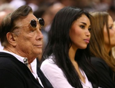 Donald Sterling and V. Stiviano