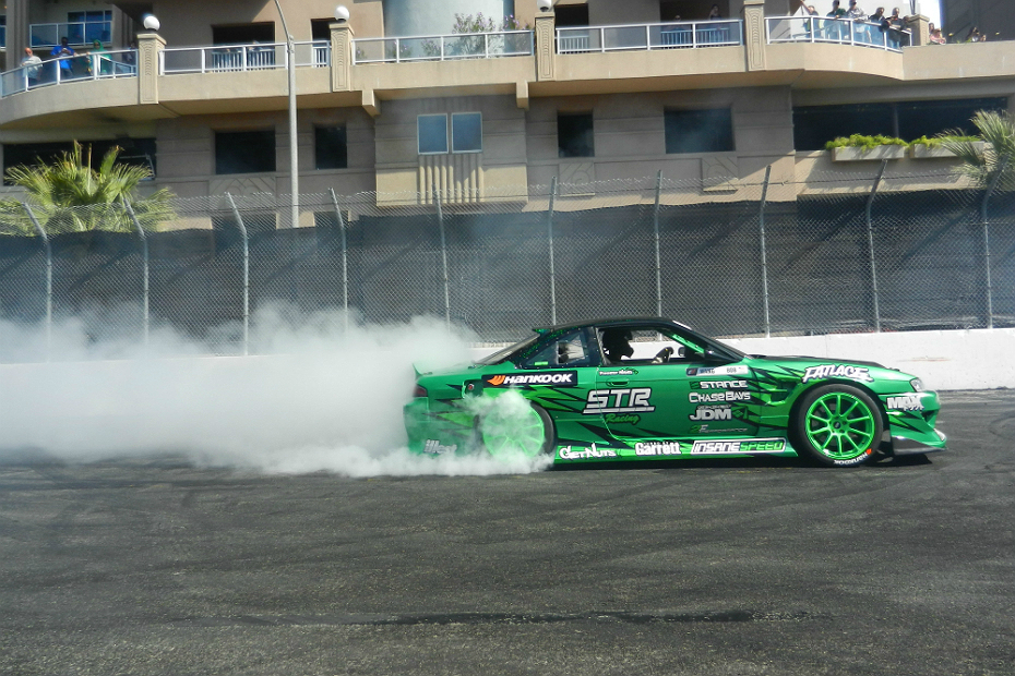 Formula DRIFT Kicks Off In Long Beach, Calif.