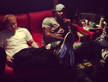 Game and Ed Sheeran