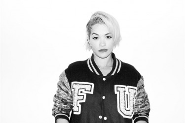 Rita Ora By Terry Richardson