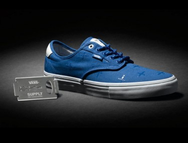Supply x Vans Syndicate Chima Pro S