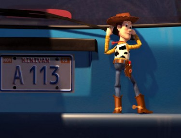 Toy Story - A113