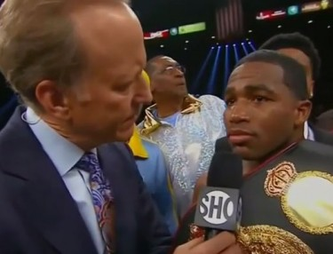 Adrien Broner No Class in win over Carlos Molina