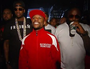 Weigh-In Live: Mayweather vs. Maidana