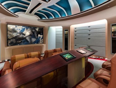 Marc Bell's Boca Ranton 'Star Trek' Mansion