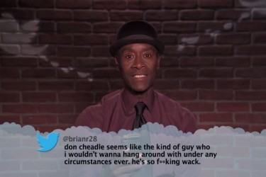 Jimmy Kimmel's Mean Tweets (Celebrity Edition #7)