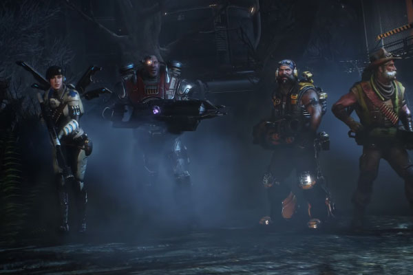 Evolve by 2K and Turtle Rock Studios