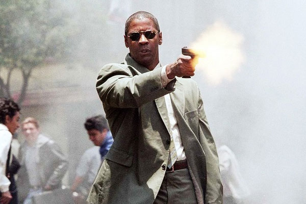 The Equalizer (Starring Denzel Washington) (Trailer)