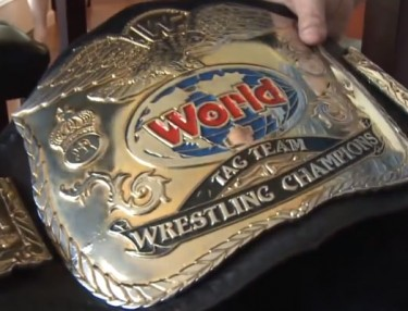 Behind The Maker Of WWE's Championship Belts